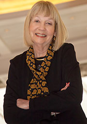 Author, Barbara Levenson
