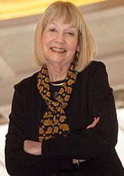Author, Barbara Levenson